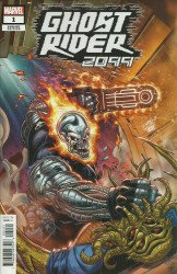 Marvel Comics's Ghost Rider 2099 Issue # 1b