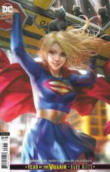 DC Comics's Supergirl Issue # 33recall-b