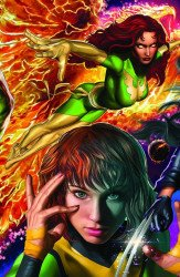 Marvel Comics's Generations: Phoenix & Jean Grey Issue # 1unknown-b