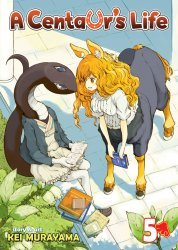 Seven Seas Entertainment's A Centaur's Life Soft Cover # 5