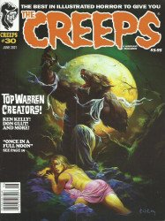 Warrant Publishing's Creeps Issue # 30