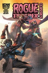 IDW Publishing's Rogue Trooper Classics Issue # 6