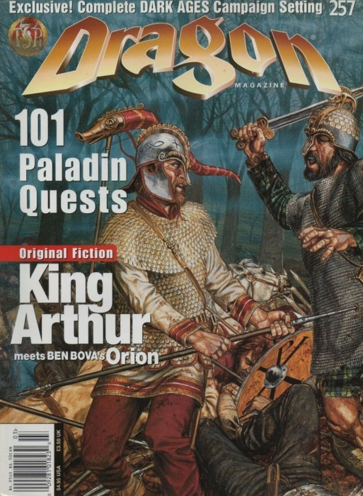 Dragon Magazine Issue # 257 (Wizards of the Coast)