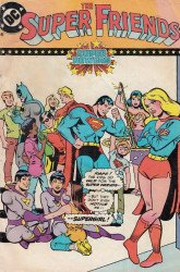 DC Comics's The Super Friends: Super Powers Issue # 1