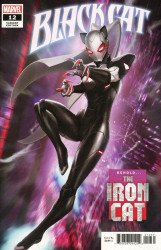 Marvel Comics's Black Cat Issue # 12c