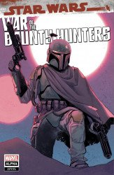 Marvel Comics's Star Wars: War of the Bounty Hunters - Alpha Issue # 1scorpion-a