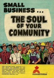 Delta Web Graphics's Small Business... The Soul of Your Community Issue nn