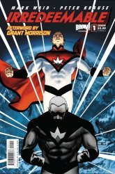BOOM! Studios's Irredeemable Issue # 1