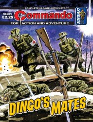 D.C. Thomson & Co.'s Commando: For Action and Adventure Issue # 5325