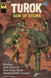 Gold Key's Turok, Son of Stone Issue # 102whitman