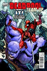 Marvel Comics's Deadpool Team-Up Issue # 895