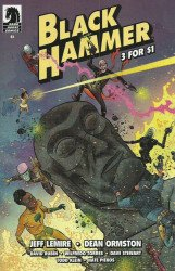 Dark Horse Comics's Black Hammer 3 For $1 Issue # 1
