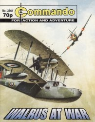 D.C. Thomson & Co.'s Commando: For Action and Adventure Issue # 3361