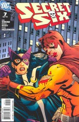 Secret Six (Vol 2) # 21 Near Mint (NM) DC Comics MODERN AGE