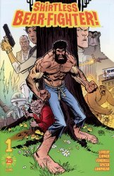 Image Comics's Shirtless Bear-Fighter Issue # 1