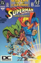 DC Comics's Superman: Man of Steel Issue # 36b