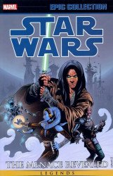 Marvel Comics's Star Wars Legends: Epic Collection - Menace Revealed  TPB # 2