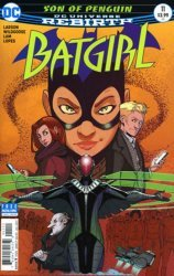 DC Comics's Batgirl Issue # 11