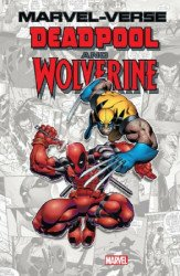 Marvel Comics's Marvel-Verse: Deadpool and Wolverine Soft Cover # 1