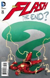 DC Comics's The Flash Issue # 52