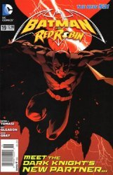 DC Comics's Batman and Robin Issue # 19b