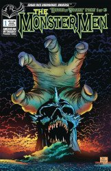 American Mythology's Monster Men: Heart of Wrath Issue # 1
