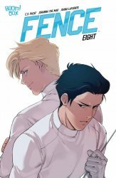 BOOM! Studios's Fence Issue # 8