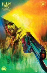 DC Comics's Neon Joe: Werewolf Hunter Issue # 2promo
