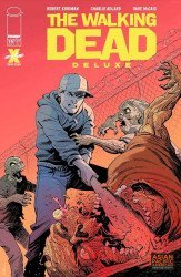 Image Comics's Walking Dead: Deluxe Issue # 14d