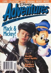 Disney Comics's Disney Adventures Issue V4-2