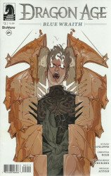 Dark Horse Comics's Dragon Age: Blue Wraith Issue # 2