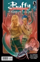 Dark Horse Comics's Buffy The Vampire Slayer Season 12: The Reckoning Issue # 2b