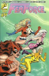AC Comics's Femforce Issue # 177b