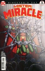 DC Comics's Mister Miracle Issue # 1 - director's