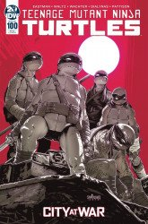 IDW Publishing's Teenage Mutant Ninja Turtles Issue # 100ri