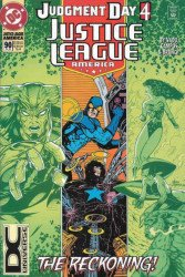 DC Comics's Justice League America Issue # 90b