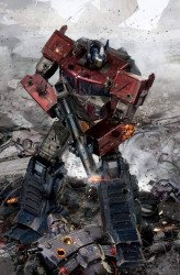 IDW Publishing's Transformers Issue # 1comic mint