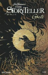 Archaia Studios Press's Jim Henson's Storyteller Ghosts Issue # 4b