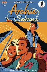 Archie Comics Group's Archie and Sabrina Issue # 705c