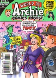 Archie's World of Archie - Double Digest Issue # 43