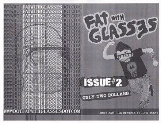Fat with Glasses's Fat with Glasses Issue # 2