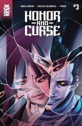 Mad Cave Studios's Honor and Curse Issue # 3