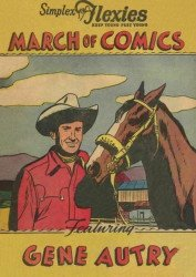 Western Printing Co.'s March of Comics Issue # 39d