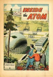 General Electric Company's Inside the Atom Issue # 1