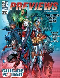 Diamond Comics Distribution's Previews Issue # 333