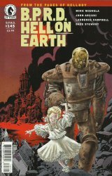 Dark Horse's B.P.R.D.: Hell on Earth Issue # 145