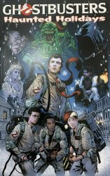 IDW Publishing's Ghostbusters: Haunted Holidays TPB # 1