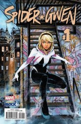 Marvel's Spider-Gwen Annual # 1comic block