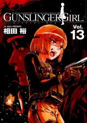 Seven Seas Entertainment's Gunslinger Girl TPB # 13