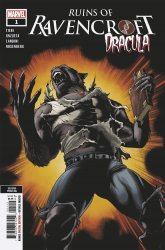 Marvel Comics's Ruins of Ravencroft: Dracula Issue # 1 - 2nd print